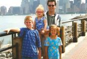 MY_WTC #556 | Justin 2001 | Jersey City