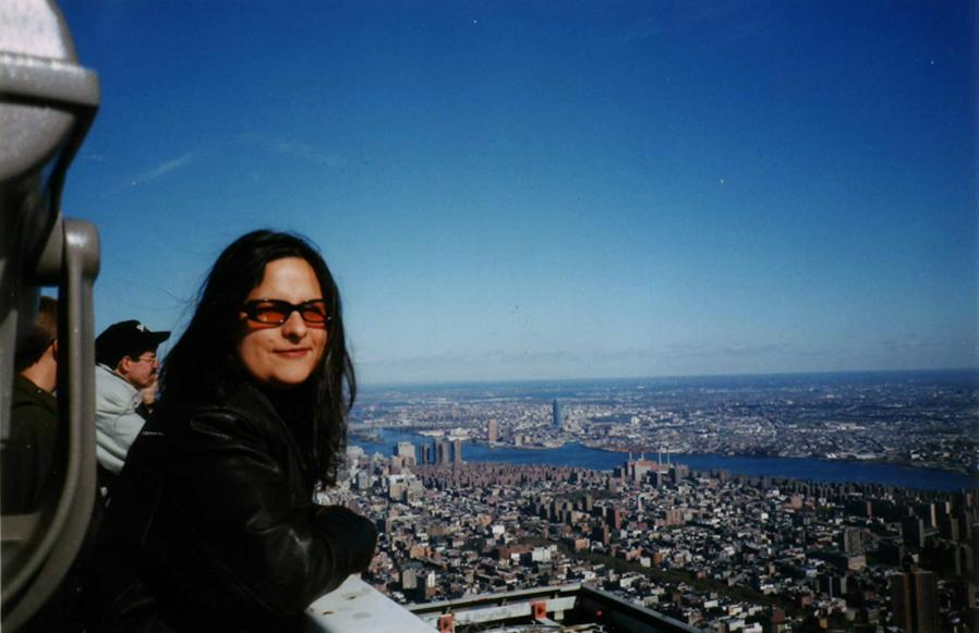 MY_WTC #564 | Mary 1997 | Observation Deck