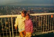 MY_WTC #570 | Erin 1980s | My sister and I