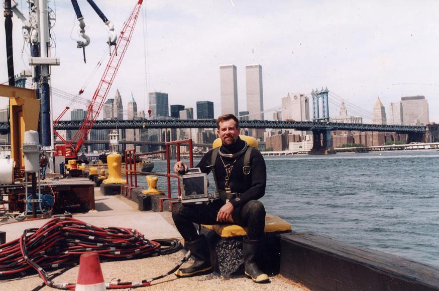 MY_WTC #579 | John 1999 | Con Edison Generating Station