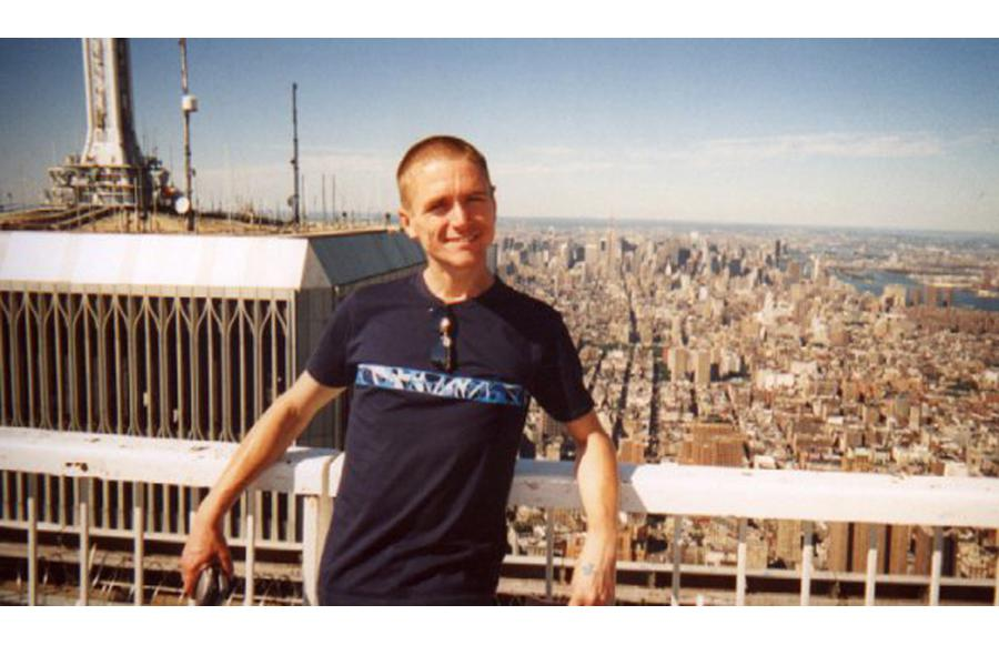MY_WTC #589 | Jonathan 2001 | On Top of the World