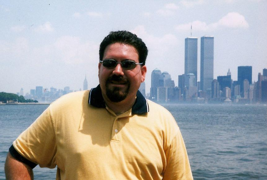 MY_WTC #594 | Jason 1999 | Aboard the Liberty Island Ferry