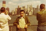 MY_WTC #597 | Jimmy 1970 | World Trade Center under Construction