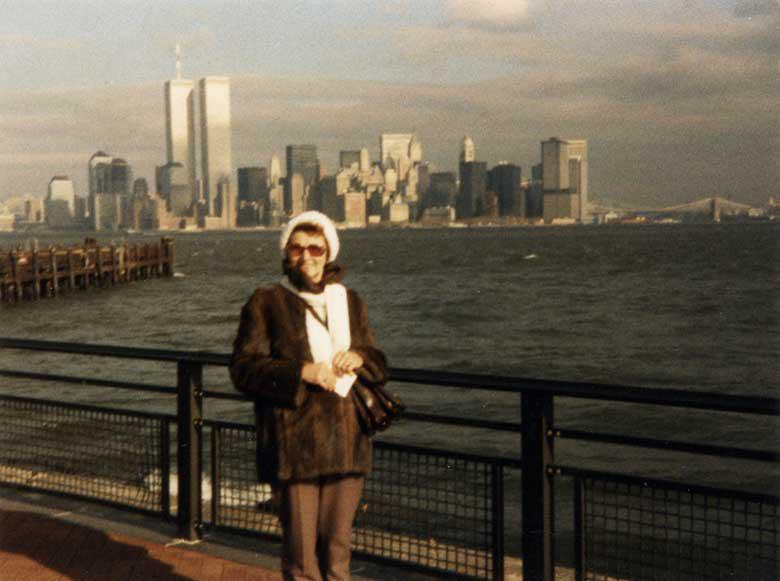 MY_WTC #6 | Hildegard 1970s