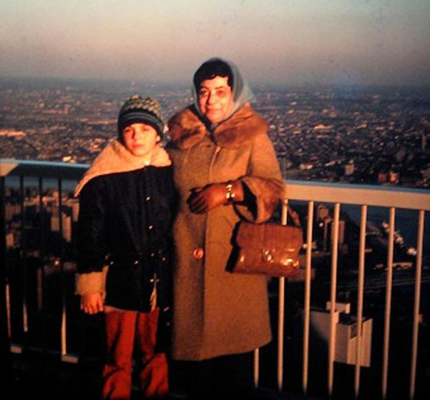 MY_WTC #604 | Carl 1980s | Growing Up at the World Trade Center