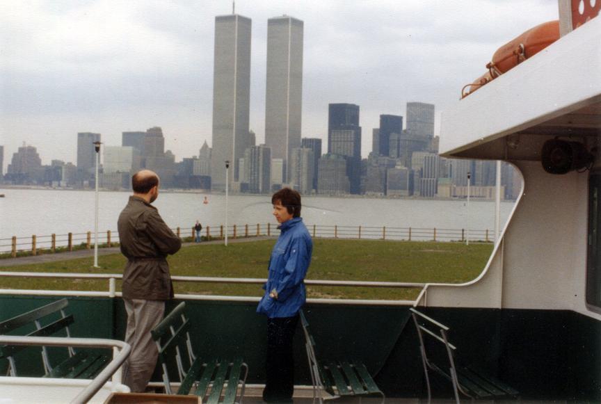 MY_WTC #608 | Peter 1983 | Circle Line