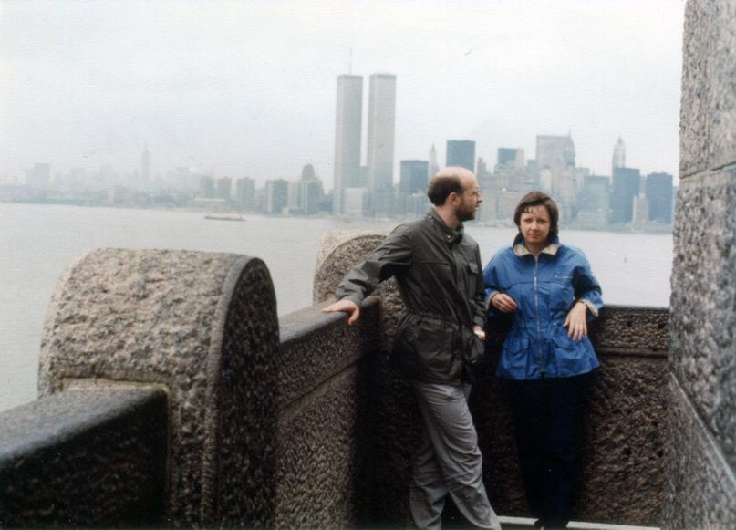 MY_WTC #609 | Peter 1983 | Liberty Island