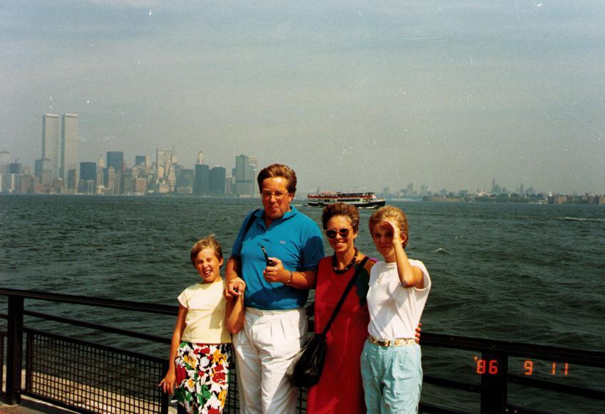 MY_WTC #618 | Trude 1986 | 09/11/1986