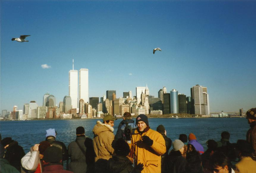 MY_WTC #629 | Klaus 1999 | Liberty Island