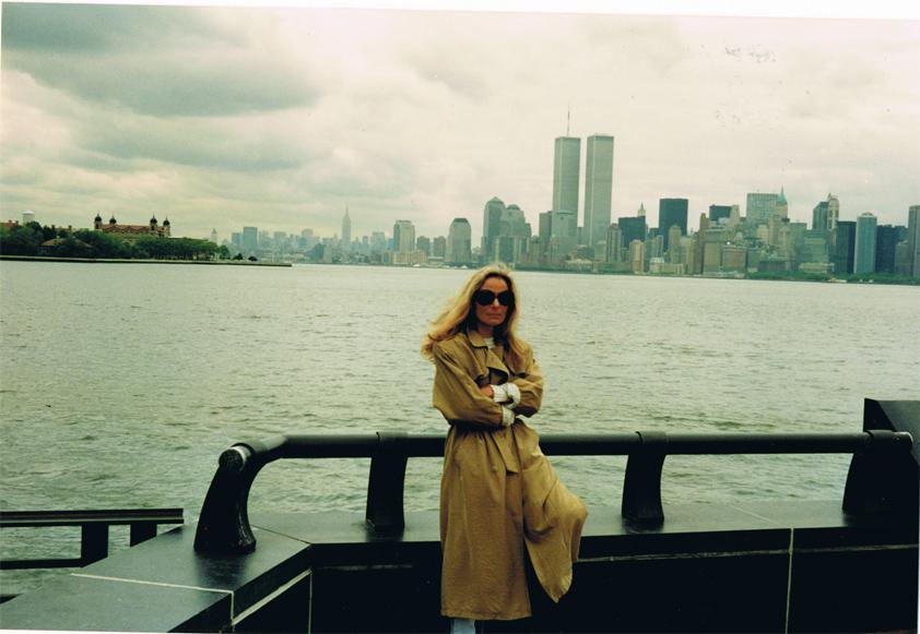 MY_WTC #641 | Rotraut 1994