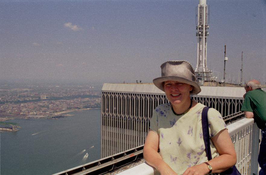 MY_WTC #645 | Margret & Anton 1997 | Silver Wedding Anniversary