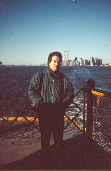 MY_WTC #656 | Walter 1994 | Staten Island Ferry