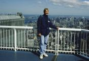 MY_WTC #658 | Eckhard 1992 | On the top / Ganz Oben