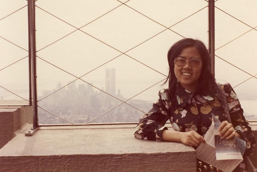 MY_WTC #66 | Mom 1971