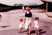 MY_WTC #673 | Cezar 1982 | Mom and her boys