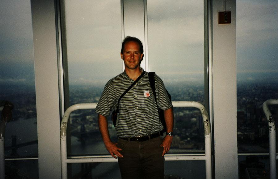 MY_WTC #69 | Evan | September 10th, 2001