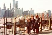 MY_WTC #70 | Paulie, Susana, Claudia & Maria 1975