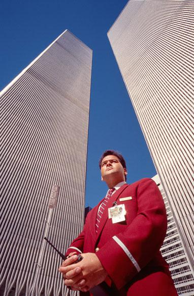 MY_WTC #74 | Carsten 1994 | Security officer 1994
