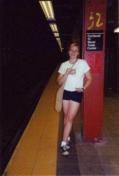 MY_WTC #88 | Julia 1997