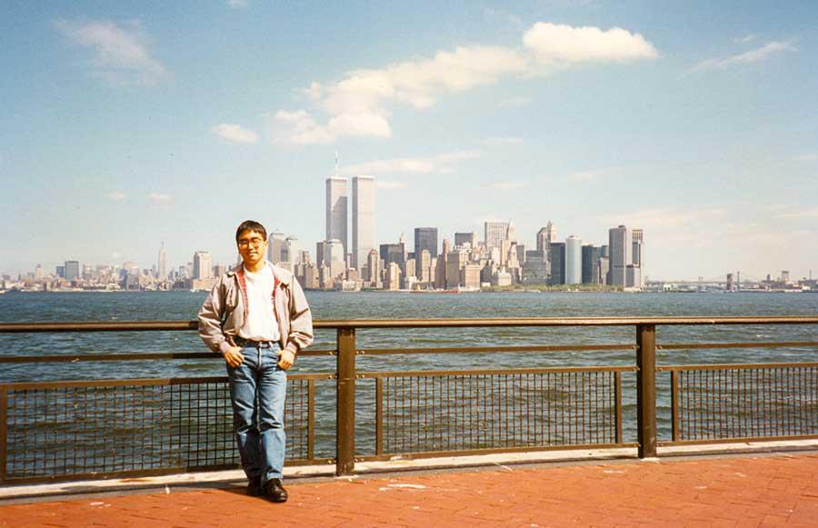 MY_WTC #9 | Alan 1995